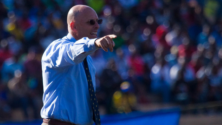 An interview with…Stephen Constantine, India national team manager
