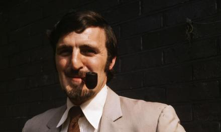 Jimmy Hill: A man of his time, a man of the future