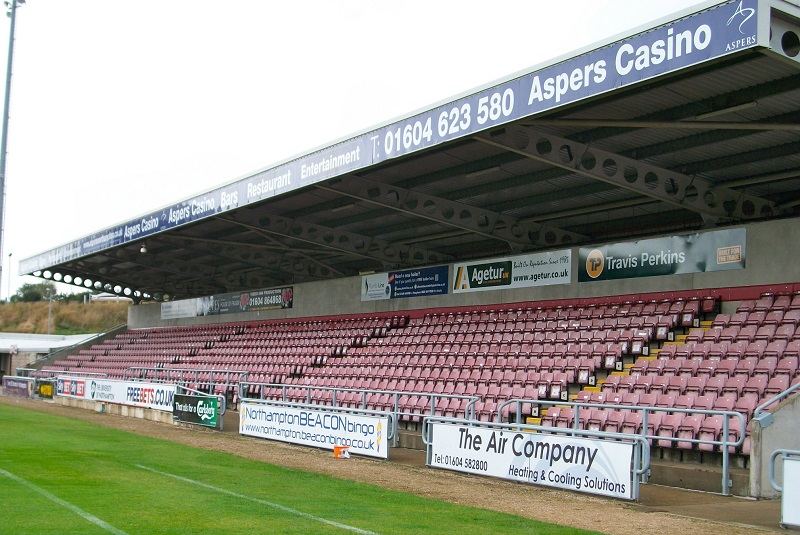 Image from here http://ciderspace.co.uk/photos/grounds/northampton-north-stand.jpg