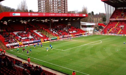 Making a Stand, part 6: Jimmy Seed, Charlton Athletic