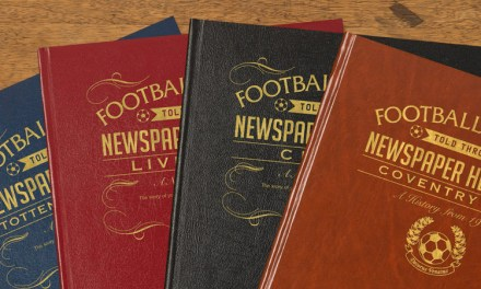 Competition: Historic Football Newspapers