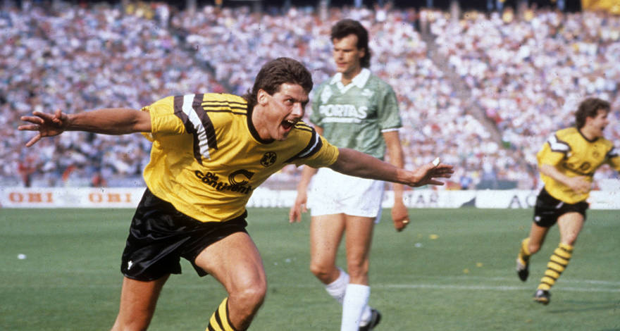 Before they were famous, part 3: Borussia Dortmund – the modern day Lazarus