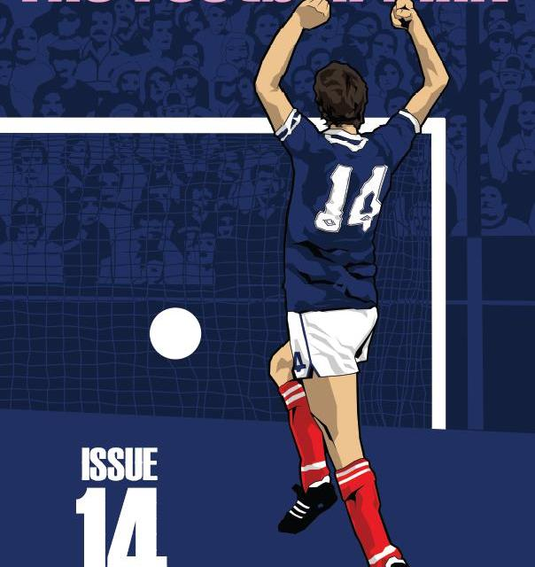 Available now: Issue 14 of The Football Pink – the Scotland edition