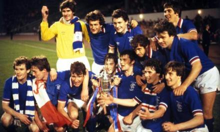 Before they were famous, part 6: Rangers and the wilderness years