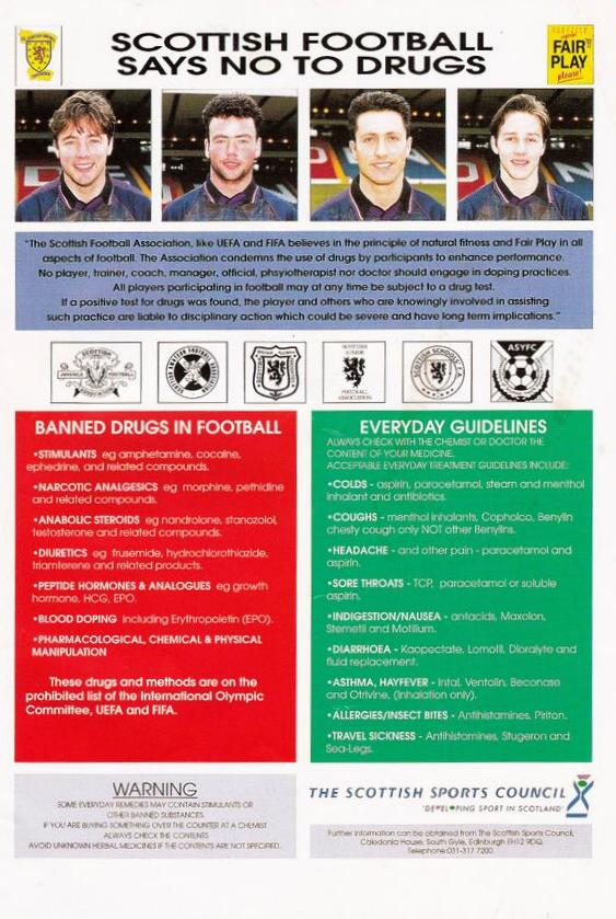 scottish-football-says-no-to-drugs