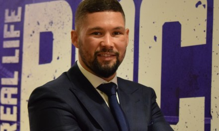 Electric Blue: Tony Bellew exclusive. World Champion boxer talks about his beloved Everton to The Football Pink