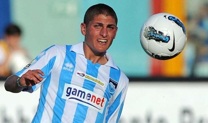 The making of Marco Verratti: the Pescara years