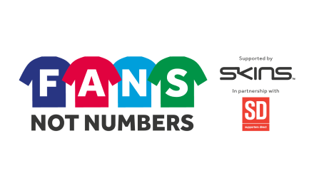 Fans not numbers – launch