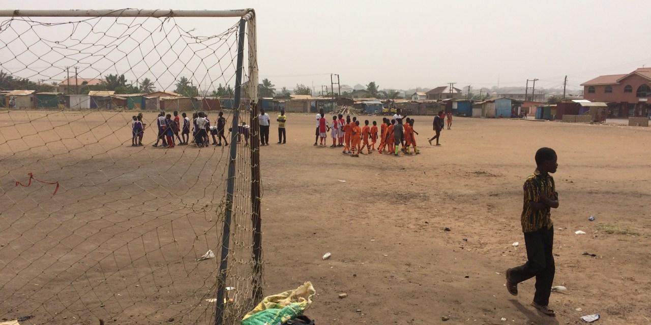 """""""Fantafrica"""": Inside a Ghanaian Football Academy"""