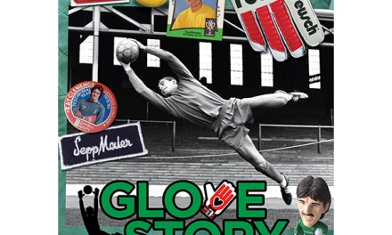 Book review: Glove Story by Rob Stokes, Derek Hammond and Gary Silke