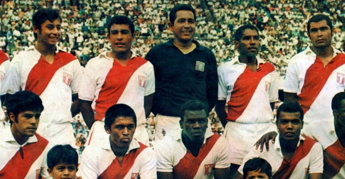 The World Cup history of Peru