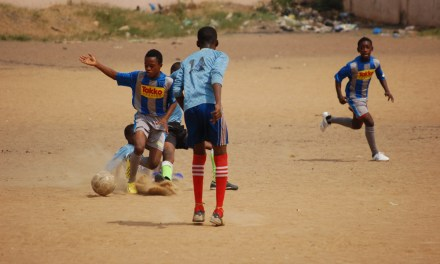 Winning at all costs: A boys football tournament in Ghana