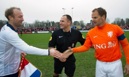 The pride of Haarlem and Moluccan football
