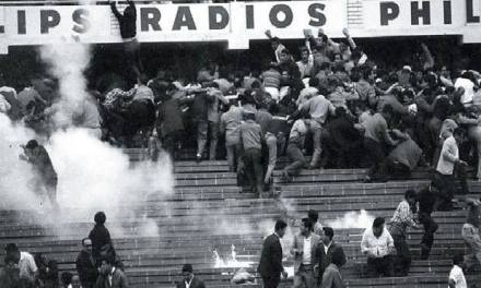 The world's worst stadium disaster – Estadio Nacional, Lima 1964