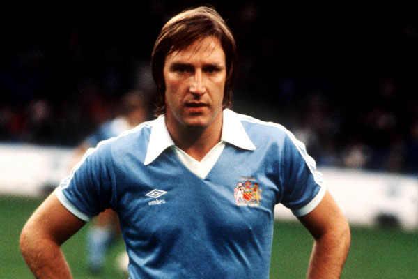 Maine Road misery – Steve Daley's sorry story