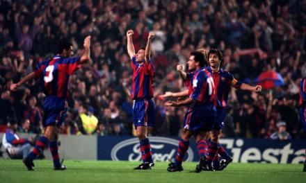 Bonfire of the Vanities: Manchester United's 1994 humbling at the hands of Barcelona