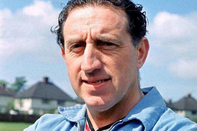 Harry Catterick – the straight man