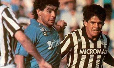 Sibling Rivalry, part 1: Maradona vs. Maradona