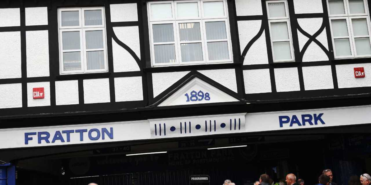Made in Portsmouth, raised in the Fratton End