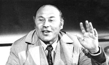 Heinz Krügel – National hero and enemy of the state
