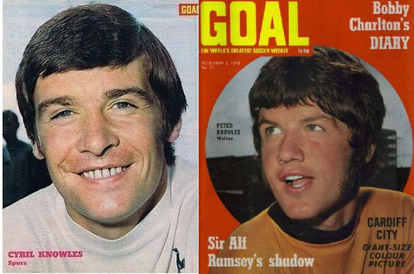 Sibling Rivalry, part 5: The Knowles brothers – God's footballers