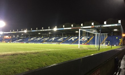 Making a Stand, part 1: Les Hart, Bury FC