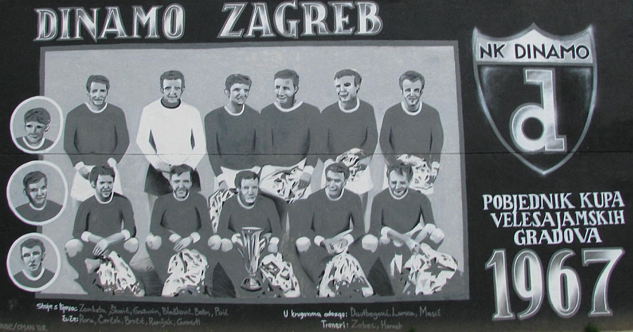 Unlikely European Heroes, Part 6 – Dinamo Zagreb
