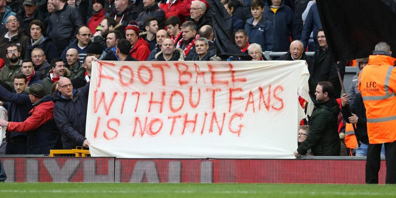 18 for 18, part 5: Foodbanks, Ultras and the FLA prove that football and politics DO mix