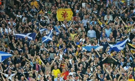 18 for 18, part 17: Scotland in review – A Golden Era? Well, not quite