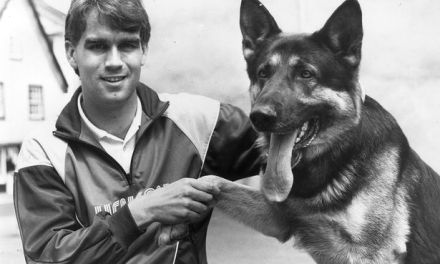 How a Scot and a dog with a Welsh name saved a Devon club from relegation