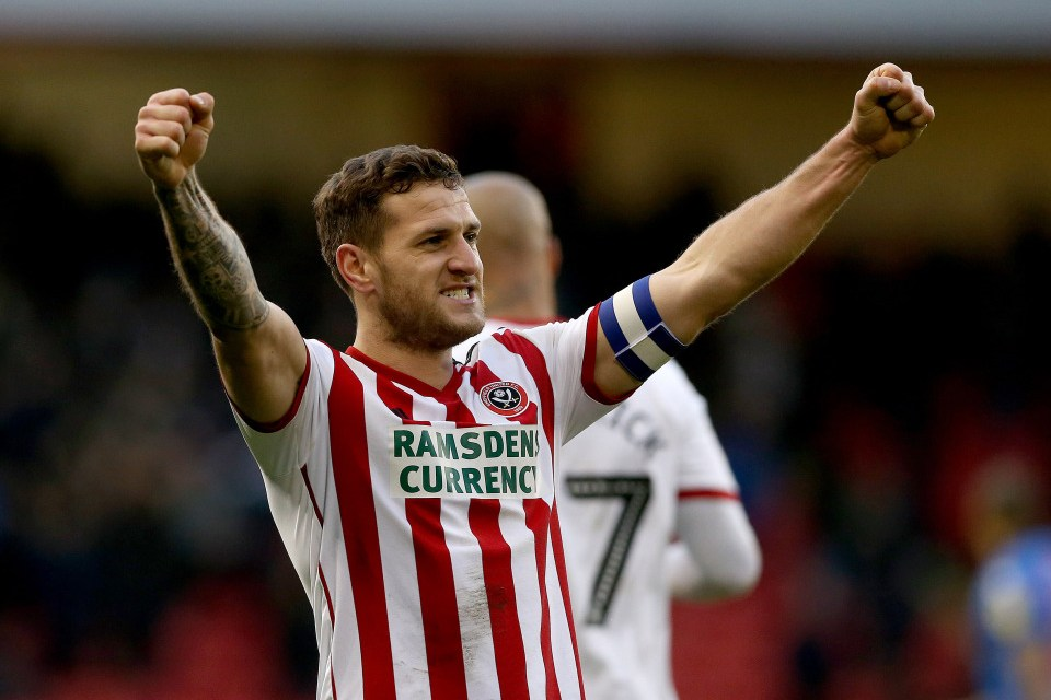 Sharp as a Blade: Third time's a charm for Sheffield United's striking hero