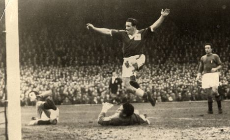 The Belfast brawl, national shame and a stranded Hungarian: Italy's 1958 World Cup failure