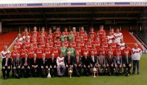 Liverpool 90 91