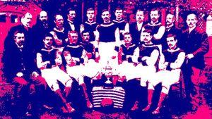Aston Villa FA Cup 1895