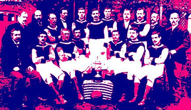 When Aston Villa's FA Cup trophy was stolen in 1895