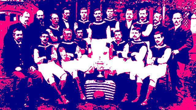 When Aston Villa's FA Cup trophy was stolen in 1895