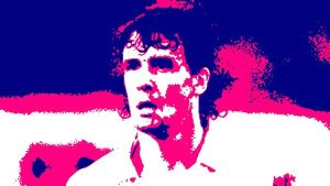Mark Hughes two games in one day Bayern Munich Wales