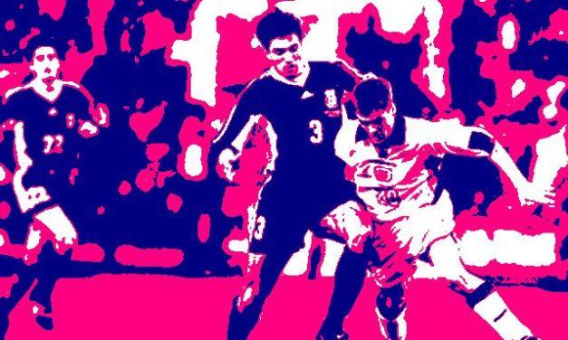 England at Major Tournaments: France 98