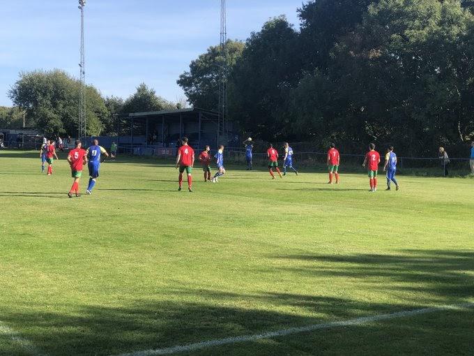 Raynes Park Vale Football Club Home Ground - Grand Drive