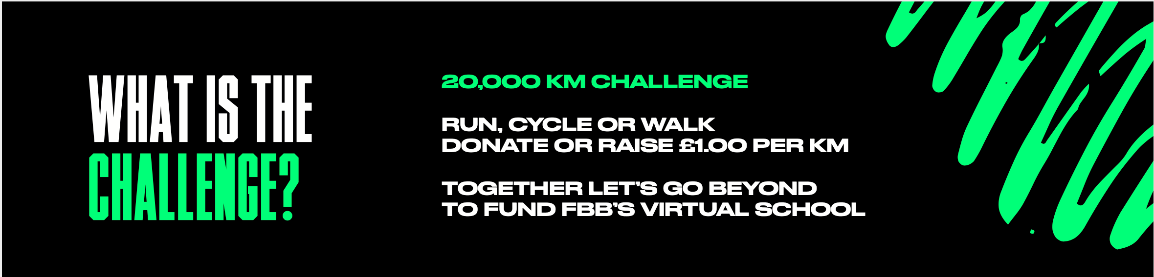 FBB 2020 challenge