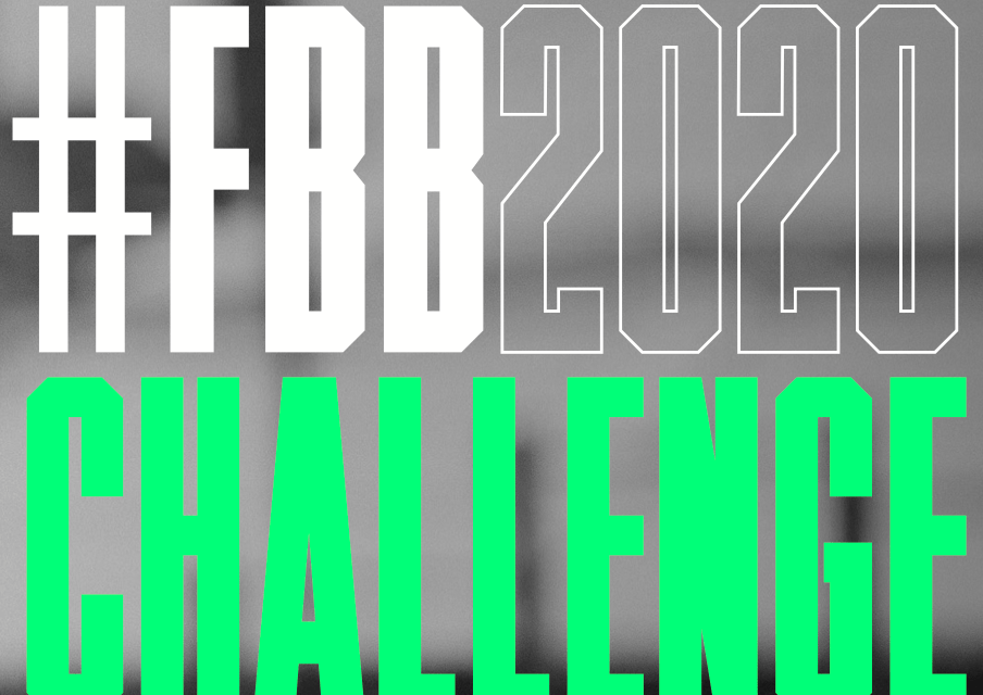 'Don't let it bounce': Raynes Park Vale's supporting the #FBB2020 challenge