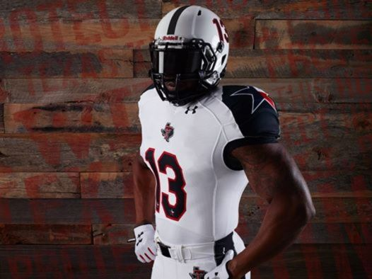 32bcc0ddd2a Check out Texas Tech's Lone Star uniforms for the Texas game ...