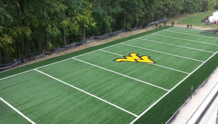 West Virginia Is Adding 50 Yards Of Turf Field But It S
