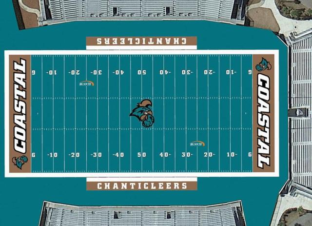 Coastal Carolina field