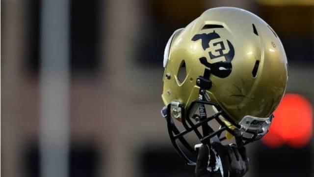 Colorado helmet