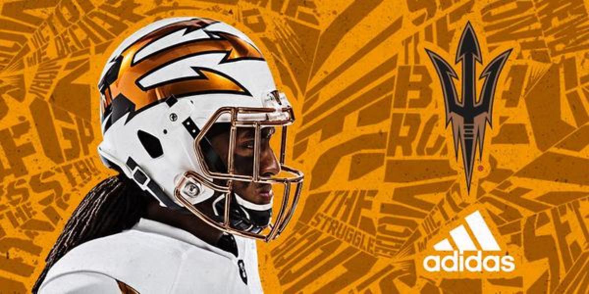 Arizona State unveils new Desert Ice uniforms - FootballScoop a561c31e5