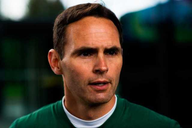 Matt Lubick, wide receivers coach. Post-practice interview coverage with the Oregon Ducks on Tuesday, Oct. 1. (Michael Arellano/Emerald)