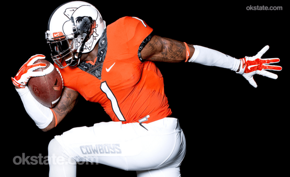 Video: Oklahoma State unveils new uniforms - FootballScoop