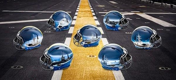 Navy lids