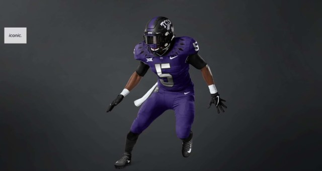 d4732af7f TCU unveils sharp new uniforms - FootballScoop